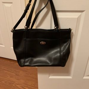 Coach Smooth Leather Tote
